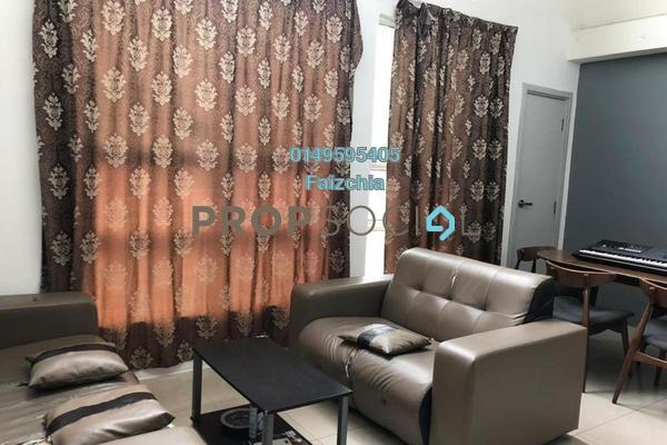 For Rent Condominium at Arte SW, Shah Alam Freehold Fully Furnished 4R/2B 2.3k