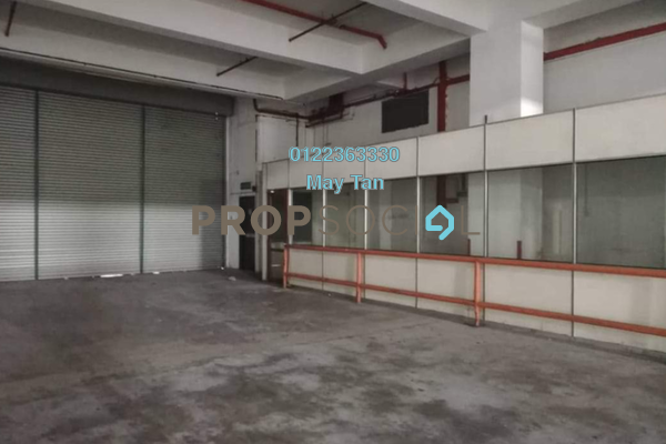 For Rent Factory at Hicom-Glenmarie Industrial Park, Shah Alam Freehold Semi Furnished 0R/4B 31k