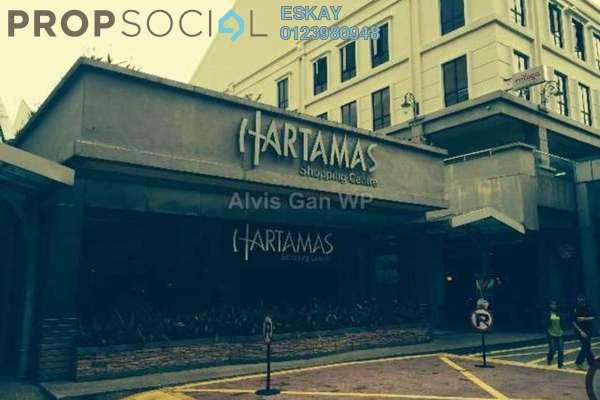 For Rent Shop at Plaza Damas 3, Sri Hartamas Freehold Semi Furnished 0R/2B 11k