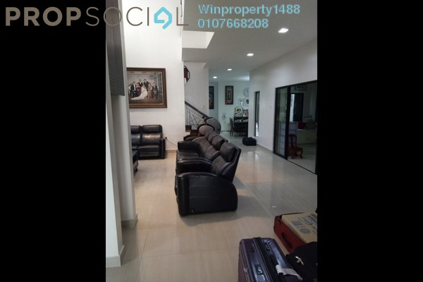 For Sale Bungalow at Zen Residence, Puchong Freehold Semi Furnished 8R/6B 5.2m
