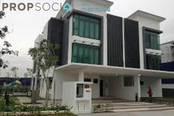 For Sale Villa at Cristal Residence, Cyberjaya Freehold Semi Furnished 5R/5B 1.4m
