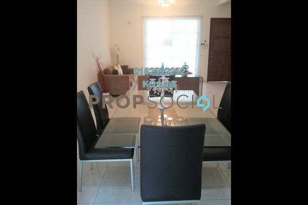 For Rent Terrace at Tropicana Golf & Country Resort, Tropicana Freehold Fully Furnished 4R/3B 3.4k