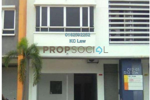 For Rent Shop at Dana 1 Commercial Centre, Ara Damansara Freehold Unfurnished 0R/0B 3.5k