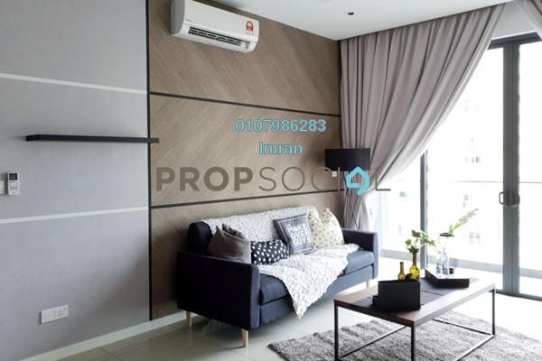For Rent Condominium at Anjali @ North Kiara, Segambut Freehold Fully Furnished 3R/2B 4k