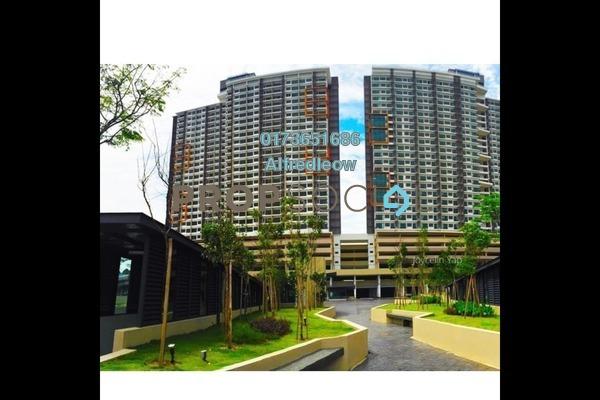 For Rent Condominium at Dex @ Kiara East, Jalan Ipoh Freehold Fully Furnished 2R/1B 1.68k