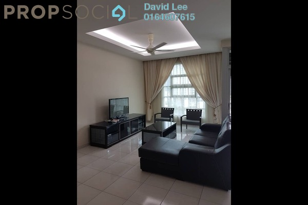 For Rent Condominium at The Brezza, Tanjung Tokong Freehold Fully Furnished 3R/2B 2.3k