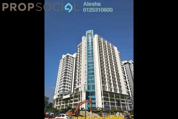 For Sale Apartment at M Suites, Ampang Hilir Freehold Unfurnished 0R/0B 740k