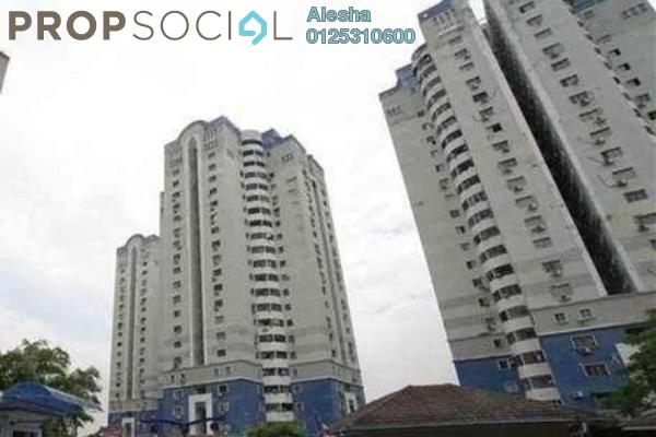 For Sale Condominium at Bukit Pandan 1, Pandan Perdana Freehold Unfurnished 0R/0B 615k