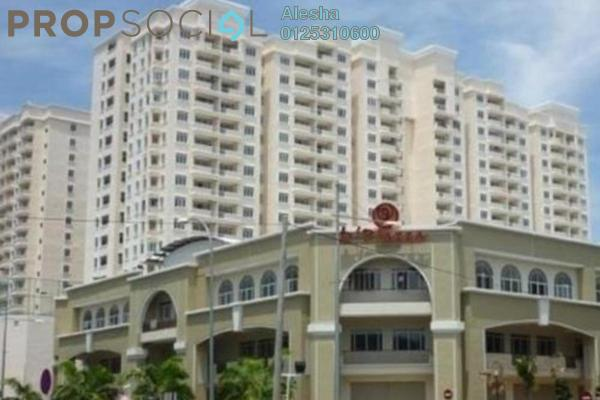 For Sale Condominium at Mayang Pasir, Bayan Lepas Freehold Unfurnished 0R/0B 550k