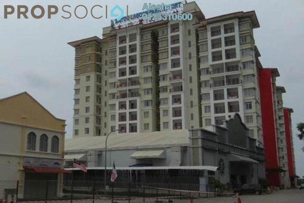 For Sale Serviced Residence at Bayou Lagoon, Melaka Leasehold Unfurnished 0R/0B 230k
