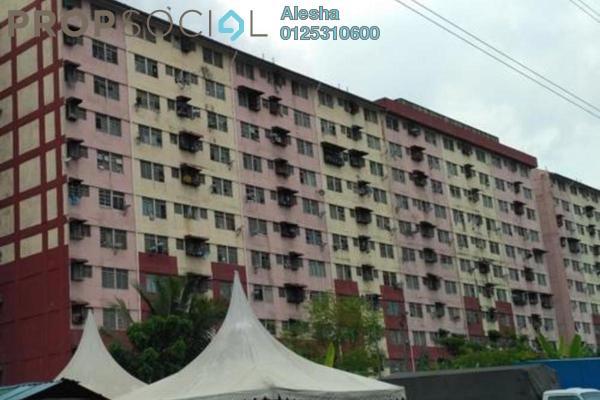 For Sale Apartment at Desa Mentari, Bandar Sunway Freehold Unfurnished 0R/0B 130k