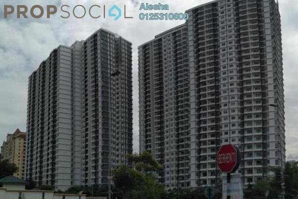 For Sale Condominium at Scenaria, Segambut Freehold Unfurnished 0R/0B 760k