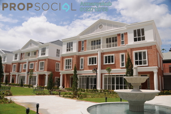 For Sale Semi-Detached at Icon Residence (Mont Kiara), Dutamas Freehold Fully Furnished 5R/5B 3m