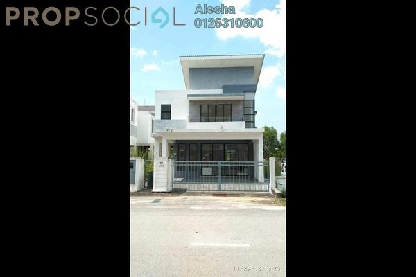 For Sale Semi-Detached at Bukit Saujana, Sungai Buloh Freehold Semi Furnished 0R/0B 693k