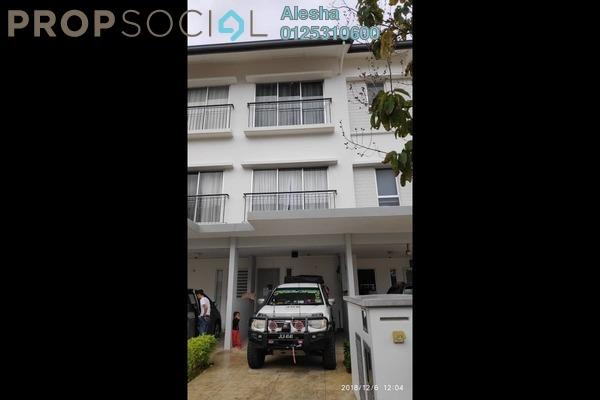 For Sale Townhouse at MontBleu Residence, Tambun Freehold Unfurnished 0R/0B 516k