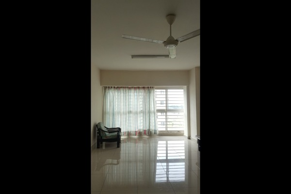 For Rent Apartment at Madu Mas, Setapak Freehold Semi Furnished 4R/2B 1.4k