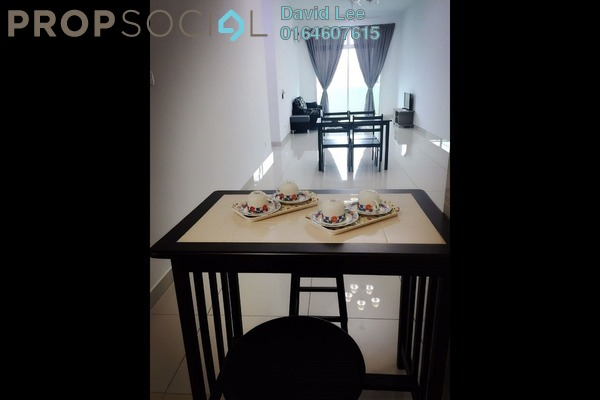 For Rent Condominium at Setia Tri-Angle, Sungai Ara Freehold Fully Furnished 3R/2B 1.8k