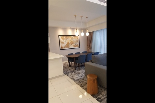 For Rent Duplex at M City, Ampang Hilir Freehold Fully Furnished 2R/2B 3.5k