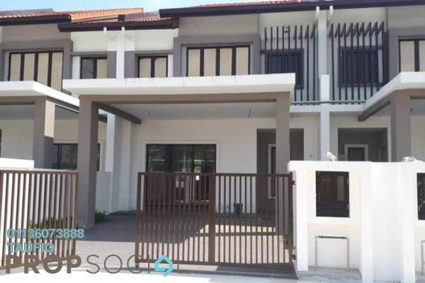 For Sale Terrace at Pentas, Alam Impian Freehold Unfurnished 4R/4B 820k