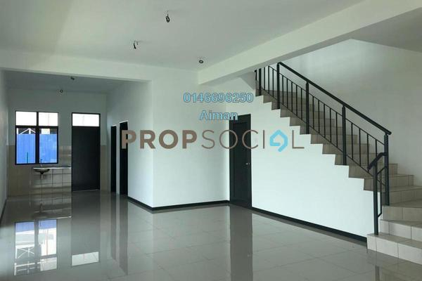 For Sale Terrace at Bandar Saujana Utama, Sungai Buloh Freehold Unfurnished 4R/3B 550k