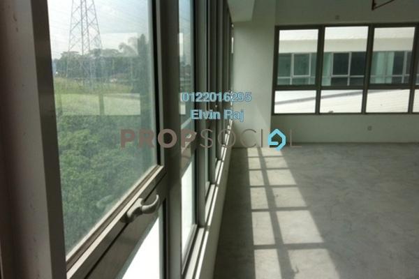 For Rent Office at 8trium, Bandar Sri Damansara Freehold Semi Furnished 0R/0B 1k