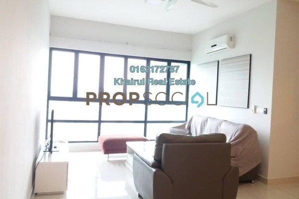 For Rent Condominium at KM1, Bukit Jalil Freehold Fully Furnished 3R/3B 3.3k