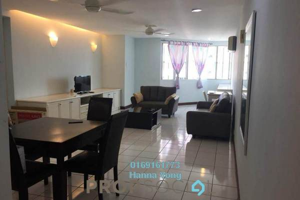 For Rent Condominium at Riana Green, Tropicana Freehold Fully Furnished 3R/2B 2k