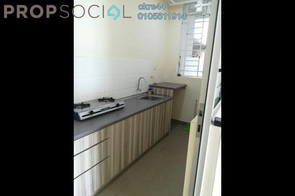 For Rent Condominium at Platinum Lake PV21, Setapak Freehold Semi Furnished 2R/2B 1.5k