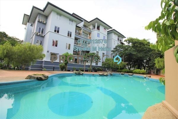 For Sale Condominium at Sri Lojing, Wangsa Maju Freehold Semi Furnished 3R/3B 950k