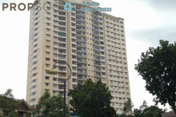 For Sale Condominium at A'Famosa Resort, Alor Gajah Freehold Unfurnished 0R/0B 126k