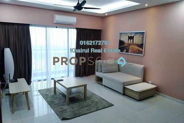 For Rent Serviced Residence at Emira, Shah Alam Freehold Fully Furnished 3R/2B 3.2k