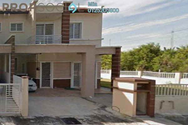For Sale Terrace at Saujana Impian, Kajang Freehold Unfurnished 0R/0B 760k