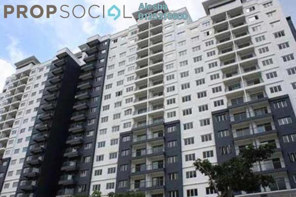 For Sale Condominium at Kampung Batu Muda, Jalan Ipoh Leasehold Unfurnished 0R/0B 385k