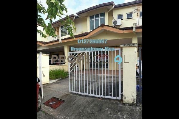 For Sale Terrace at Desa Coalfields, Sungai Buloh Freehold Unfurnished 4R/3B 400k