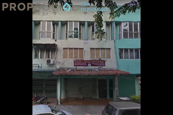 For Sale Shop at Taman Teratai Mewah, Setapak Freehold Unfurnished 0R/0B 1.3m