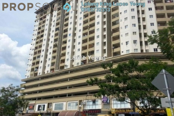 For Sale Condominium at Vista Mutiara, Kepong Freehold Unfurnished 3R/2B 284k