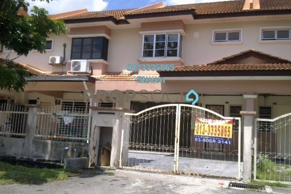 For Rent Terrace at Bandar Sunway Semenyih, Semenyih Freehold Unfurnished 4R/3B 900translationmissing:en.pricing.unit