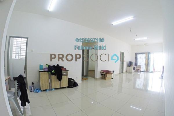 For Sale Condominium at Zeta Deskye Residence, Kuala Lumpur Freehold Unfurnished 3R/2B 520k
