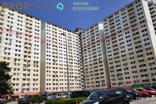 For Sale Apartment at Kampung Kayu Ara, Bandar Utama Leasehold Unfurnished 0R/0B 120k