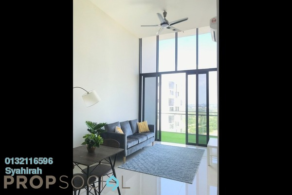 For Rent Condominium at Third Avenue, Cyberjaya Freehold Fully Furnished 1R/1B 1.6k