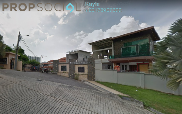 For Sale Semi-Detached at Taman Tan Yew Lai, Old Klang Road Freehold Unfurnished 4R/2B 1.82m