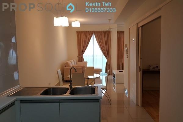 For Sale Condominium at Solaris Dutamas, Dutamas Freehold Fully Furnished 1R/1B 680k