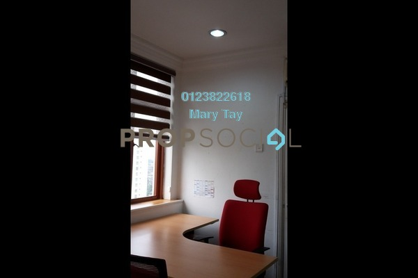 For Rent Office at Damansara Intan, Petaling Jaya Freehold Semi Furnished 0R/1B 2.2k