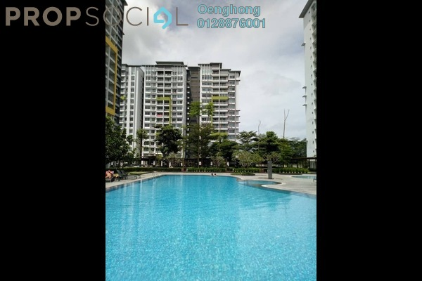 For Rent Condominium at SkyVilla Condominium, Kuching Freehold Fully Furnished 3R/2B 1.78k