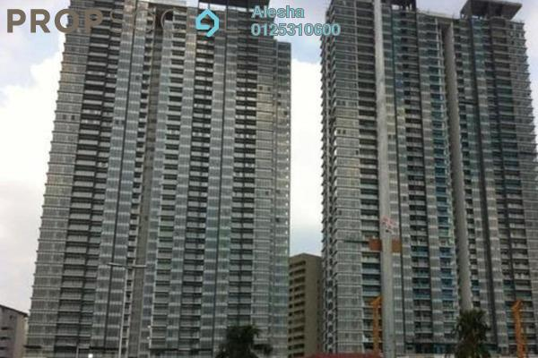 For Sale Apartment at The Elements, Ampang Hilir Freehold Unfurnished 0R/0B 706k