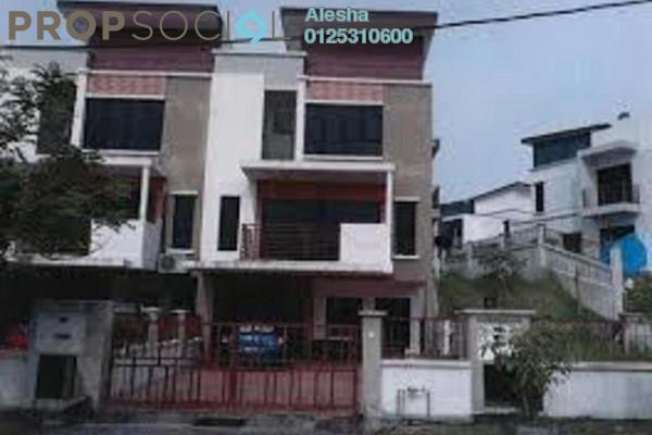 For Sale Terrace at Bukit Saujana, Sungai Buloh Freehold Unfurnished 0R/0B 540k