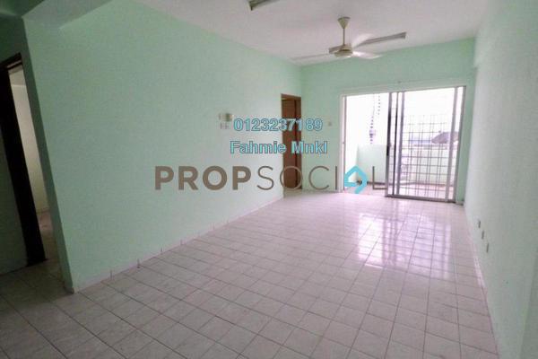 For Sale Apartment at Menara Orkid, Sentul Leasehold Unfurnished 3R/2B 245k