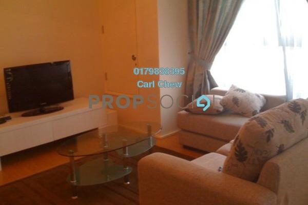 For Sale Condominium at i-Zen Kiara I, Mont Kiara Freehold Fully Furnished 2R/2B 720k
