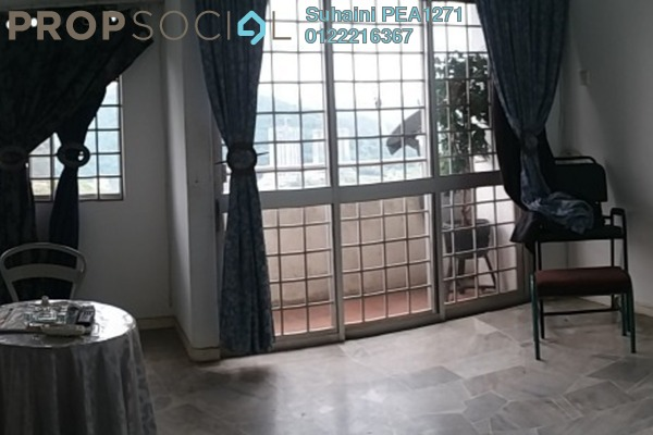 For Sale Condominium at Wangsa Heights, Bukit Antarabangsa Leasehold Semi Furnished 3R/2B 250k