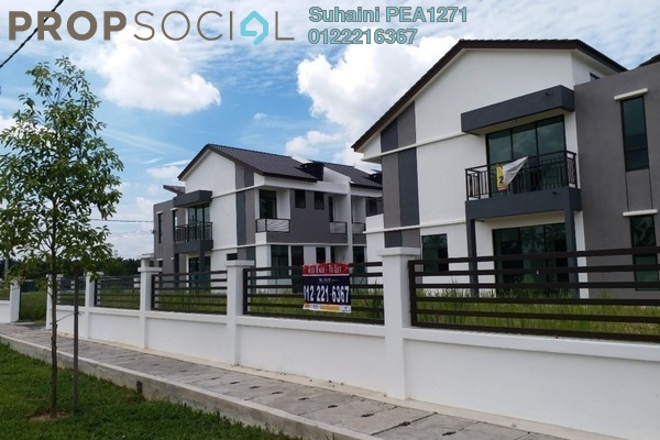 For Sale Terrace at Saujana KLIA, Sepang Leasehold Unfurnished 0R/4B 790k